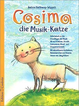 Cosima, die Musik-Katze [Versione tedesca]