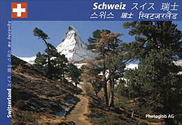 Album Switzerland / Schweiz Asia [Version allemande]