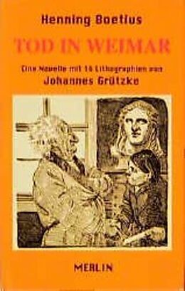 Tod in Weimar [Versione tedesca]