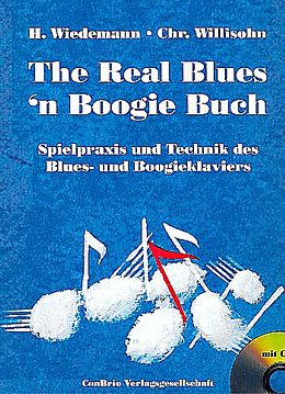 The Real Blues??n Boogie Buch [Versione tedesca]