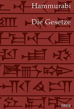 Die Gesetze [Versione tedesca]