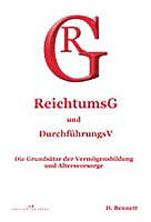 Reichtums-Gesetz und Durchführungs-Verordnung [Versione tedesca]