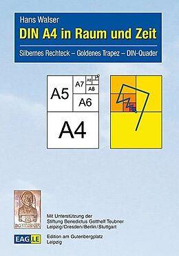 DIN A4 in Raum und Zeit [Versione tedesca]