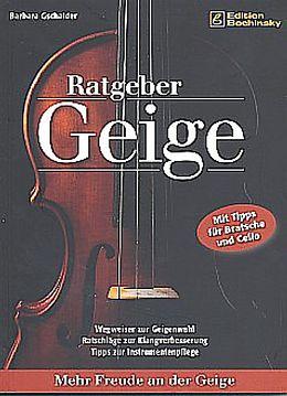 Ratgeber Geige [Versione tedesca]