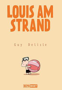 Louis am Strand [Versione tedesca]