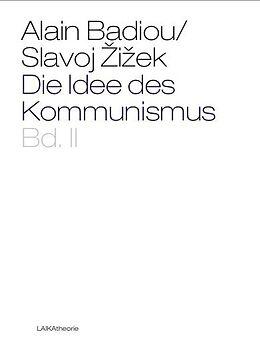 Die Idee des Kommunismus [Version allemande]