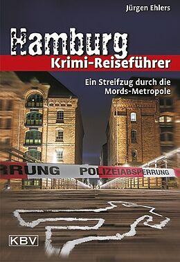 Hamburg Krimi-Reiseführer [Versione tedesca]