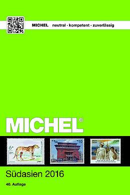 MICHEL Südasien 2016 [Version allemande]
