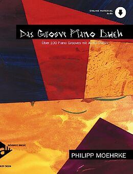 Das Groove Piano Buch [Version allemande]