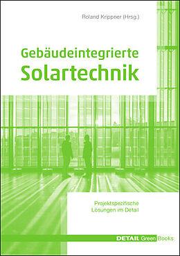 Gebäudeintegrierte Solartechnik [Versione tedesca]