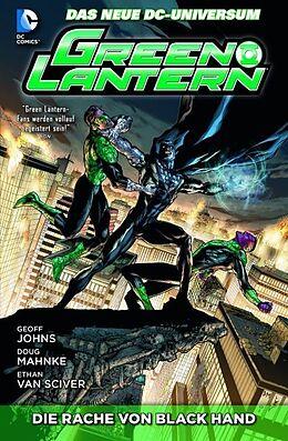 Green Lantern 02. Die Rache von Black Hand