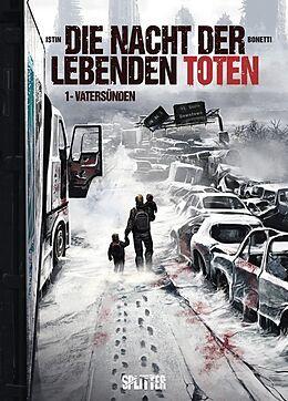 Die Nacht der lebenden Toten 01. Vatersünden [Versione tedesca]