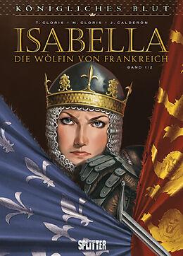 Königliches Blut - Isabella 01 [Versione tedesca]