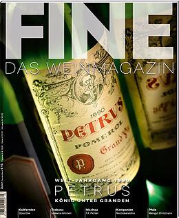 FINE Das Weinmagazin 03/2017 [Version allemande]