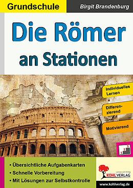 Die Römer an Stationen [Versione tedesca]