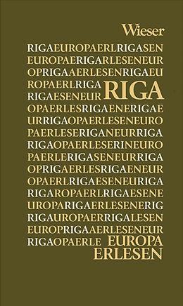 Europa Erlesen. Riga