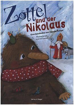 Zottel und der Nikolaus [Version allemande]