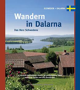 Wandern in Dalarna [Version allemande]